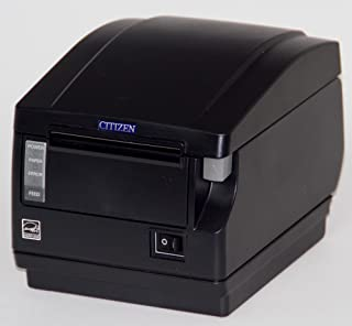 Citizen CT-S651 Direct Thermal Printer - Monochrome - Desktop - Receipt Print (CT-S651S3RSUBKP) -
