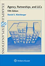 Examples & Explanations for Agency, Partnerships, and LLCs (Examples & Explanations Series) PDF