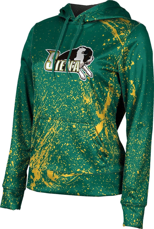 ProSphere Siena College Girls' Pullover Hoodie, School Spirit Sweatshirt (Splatter)