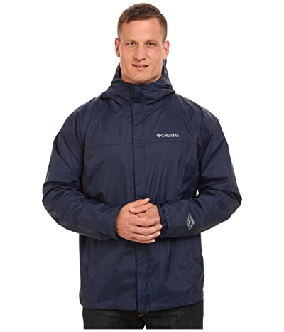 Columbia Big Tall Watertighttm II Jacket (Collegiate Navy) Men