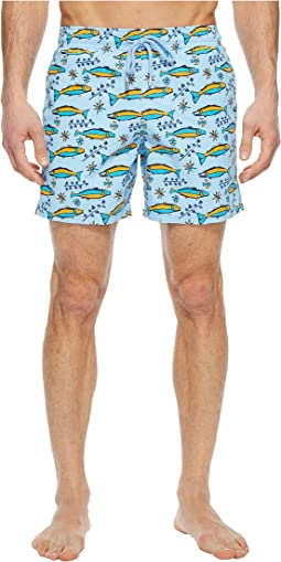 Moorea Sardine Swim Trunk