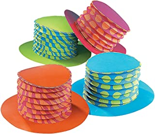 Accordion Party Hats (2 Dozen)