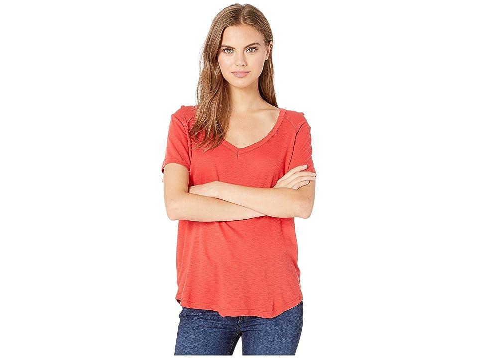 LAmade Vintage Tee (Molten Lava) Women's T Shirt