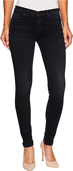 Hudson - Nico Mid-Rise Super Skinny in Soft Shock
