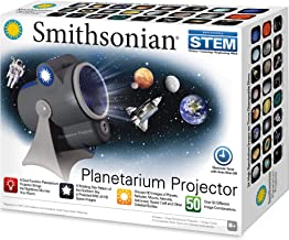 Smithsonian Optics Room Planetarium and Dual Projector Science Kit, Black/Blue