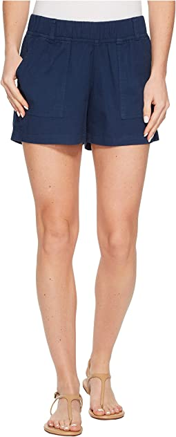 Allen Allen - Pull-On Pocket Shorts