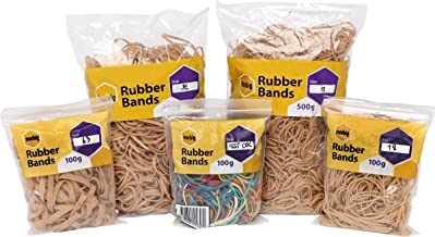 Marbig Rubber Bands No. 30 500Gm