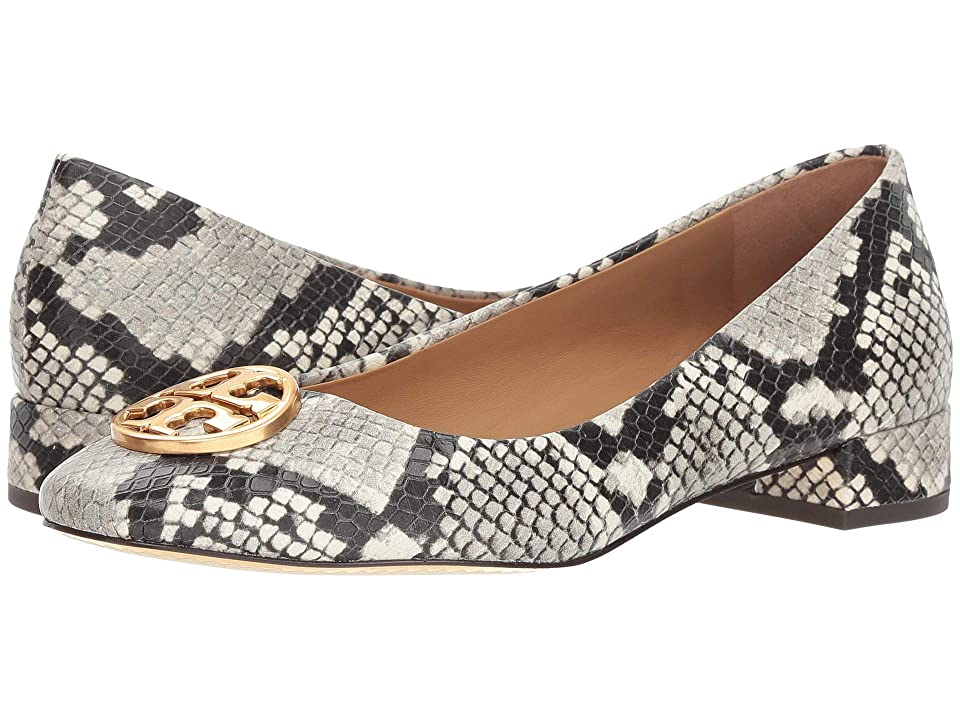 Tory Burch Chelsea 25mm Ballet Flat (Warm Roccia) Women