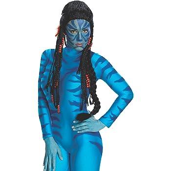 Rubies 3 51996 - Peluca de Neyitiri de Avatar: Amazon.es: Juguetes ...