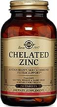 Solgar – Chelated Zinc, 250 Tablets
