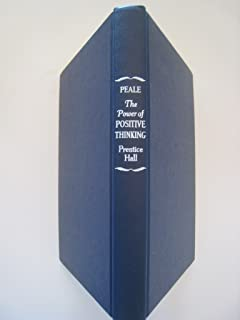 The Power of Positive Thinking and the Amazing Results of Positive Thinking, 1952 Hardcover