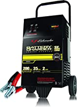 Schumacher SE-2352 2/35/200A 12V Manual Wheel Charger with Engine Start