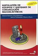 Instalacion De Equipos Y Sistemas De Comunicacion Radioeléctricos
