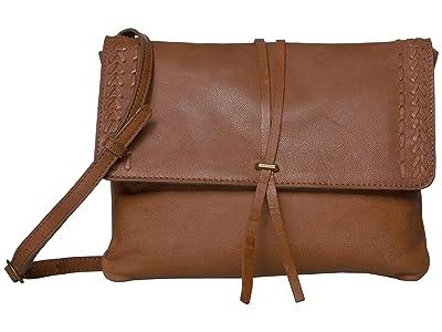 Lucky Brand Orby Crossbody (Brandy) Handbags