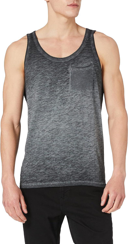 Jack & Jones Jorcold Dye Tank Top Sn Camiseta de Tirantes Anchos para Hombre