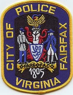 fairfax city patch
