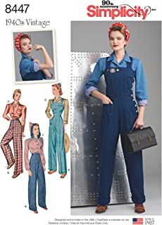 Best 1940s overalls pattern Reviews