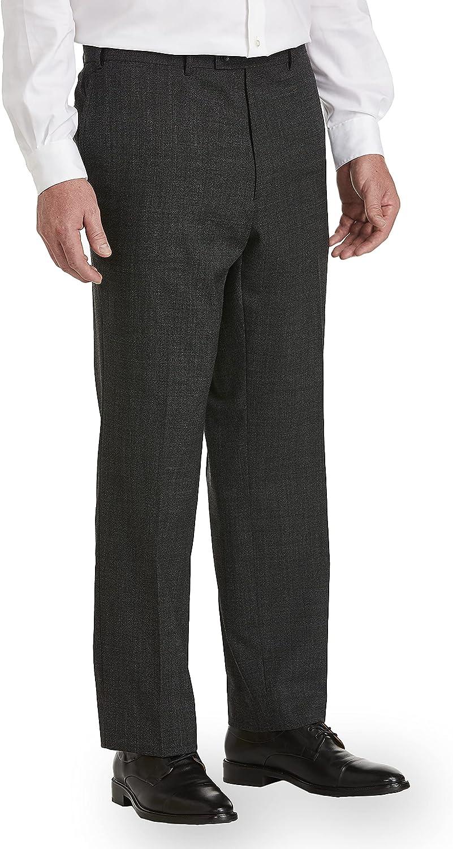 Jack Victor Reflex Stretch Suit Pants, Black