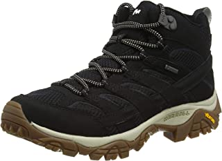 Merrell Men Moab 2 Mid GTX High Rise Hiking High Rise Hiking Boots