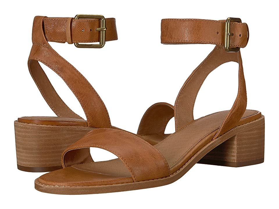 Frye Cindy Two-Piece (Camel) Women