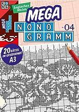 Mega-Nonogramm 04: limitierte Auflage