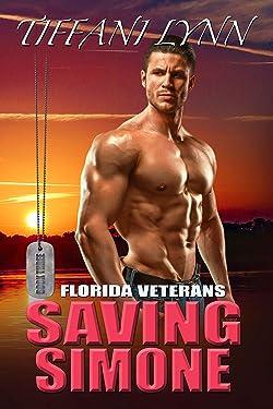 Saving Simone (Florida Veterans Book 3)