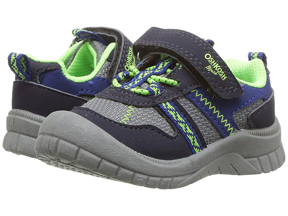 OshKosh Garci (Toddler/Little Kid) (Navy) Boy