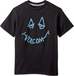 Volcom Kids - Chill Face Short Sleeve Tee (Big Kids)