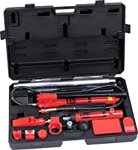Norco Professional Lifting Equipment 910006A Heavy Duty 10 Ton Collision Repair Kit - Cast Adapters