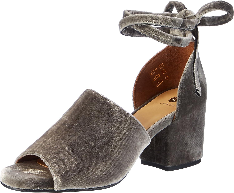 HUDSON LONDON Metta Velvet Womens shoes
