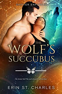 The Wolf's Succubus: BWAM Paranormal Romance (Shifter Enforcers Book 3)