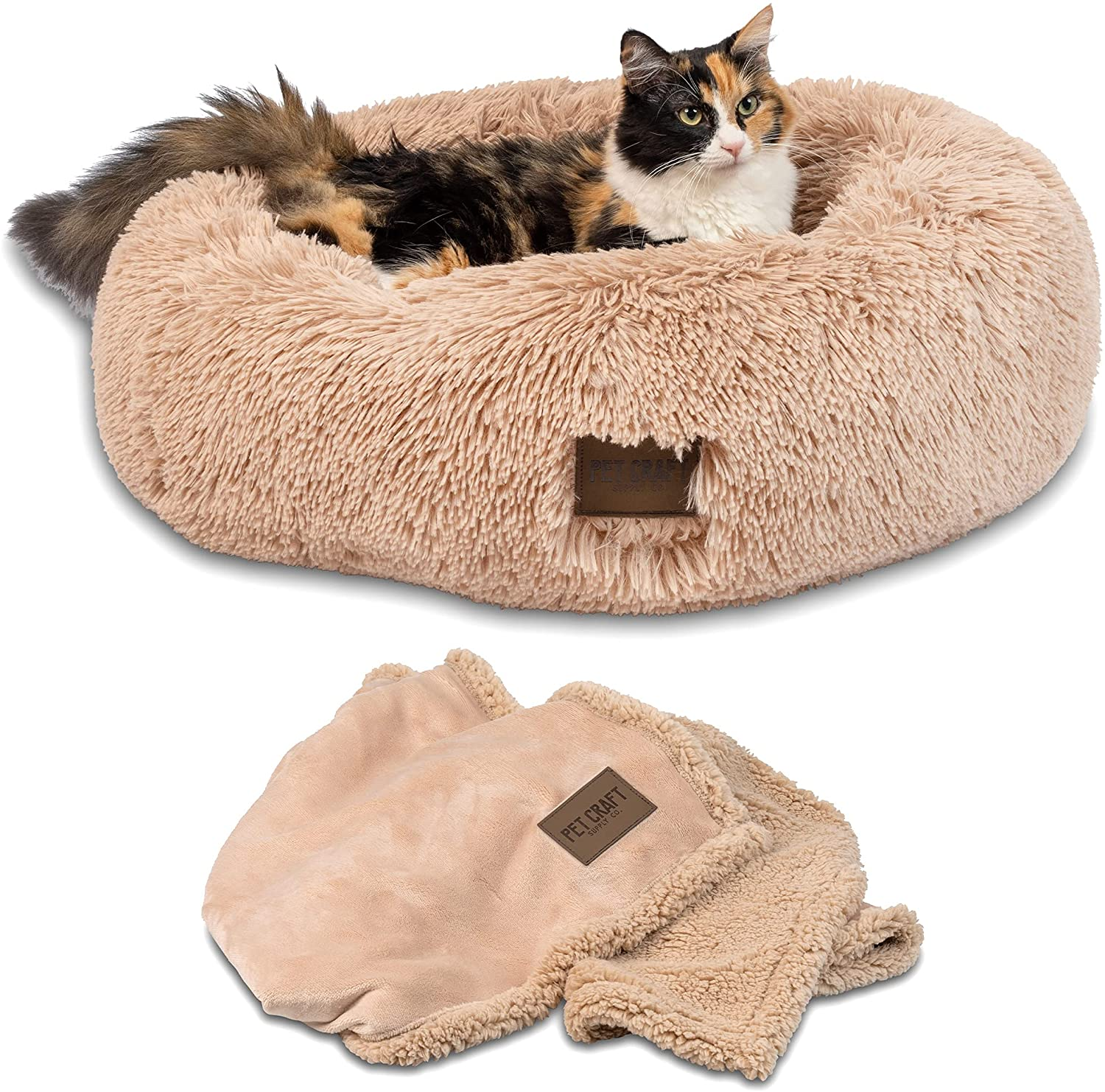 Pet Craft Supply Wellness Calming Dog Bed - Dogs Cat Small Las Vegas Don't miss the campaign Mall B for