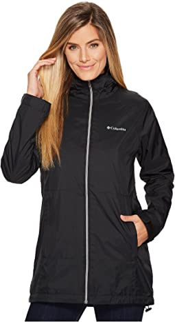 Switchback Lined Long Jacket