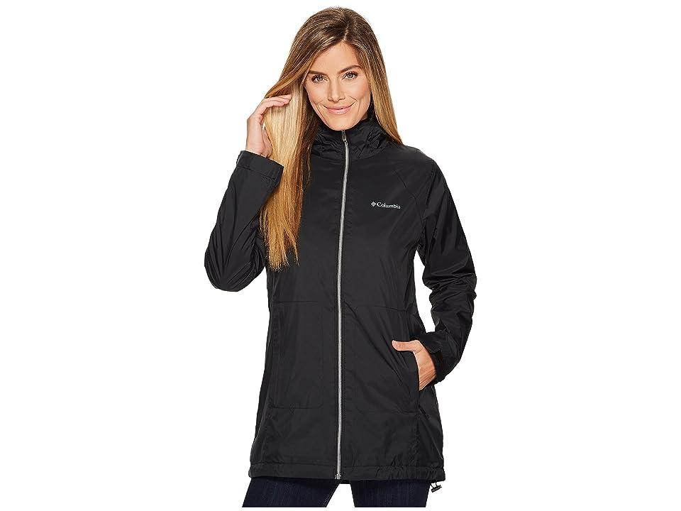 Columbia Switchback Lined Long Jacket (Black) Women