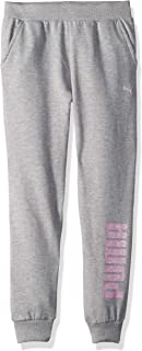 Girls' Fleece Joggers