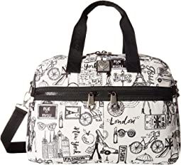 Fashion Passport Jetsetter Duffel