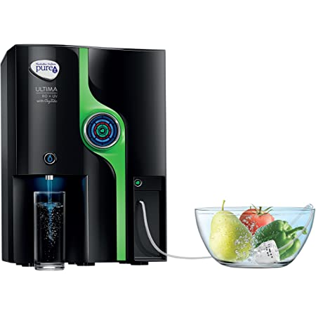 HUL Pureit Ultima 8-Litre RO + UV Water Purifier with Oxy Tube