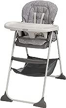 Graco Slim Snacker High Chair | Ultra Compact High Chair, Whisk