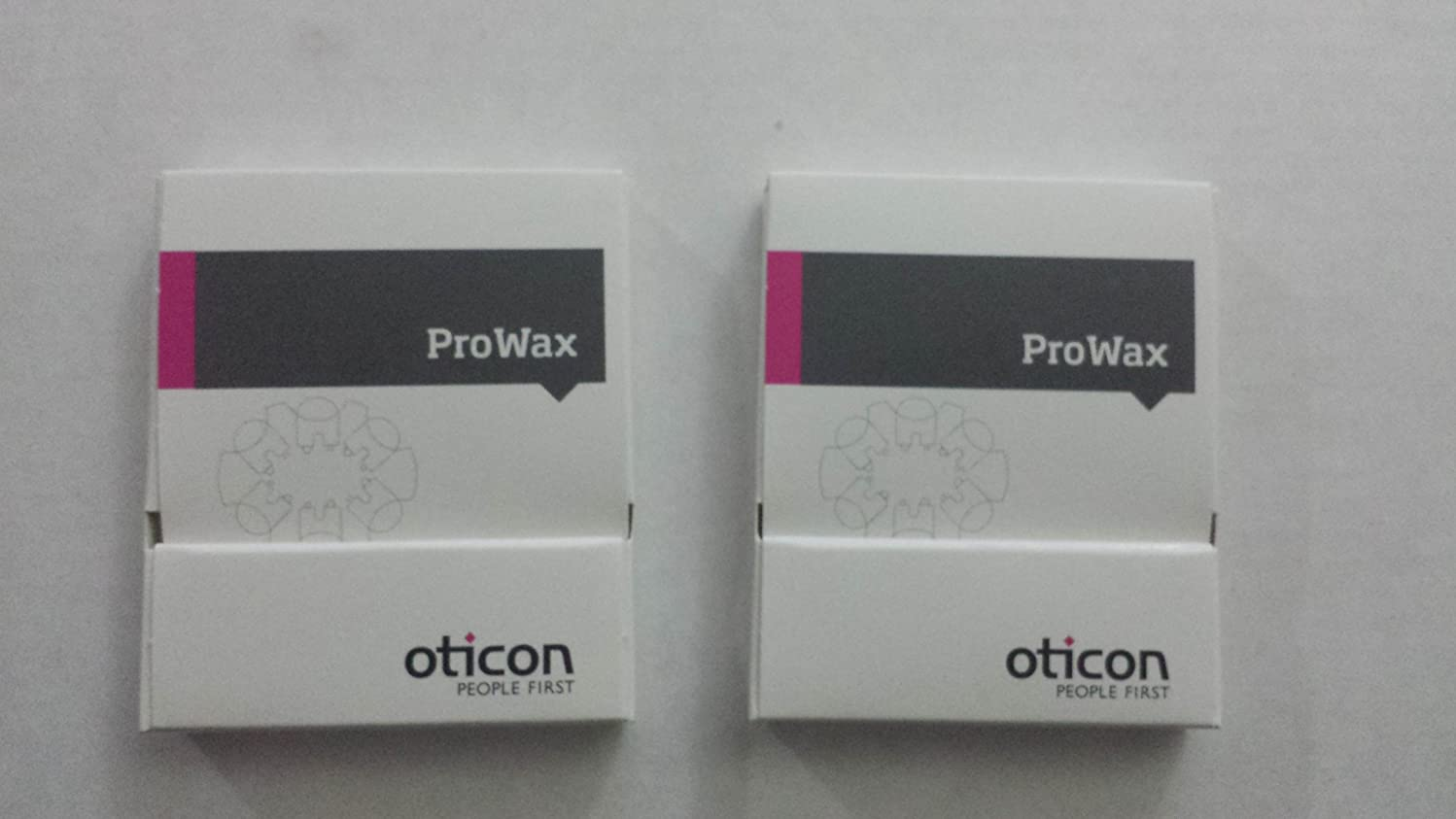 (2 packs) of Oticon ProWax