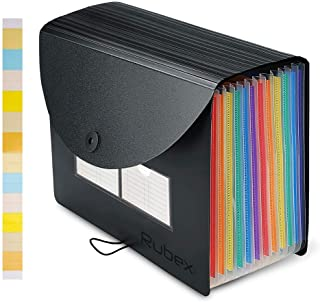 Accordian File Organizer, Expanding File Folder, File Folder Organizer, Paper Organizer Folder, File Organizer Box, File O...