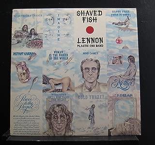 Lennon / Plastic Ono Band - Shaved Fish - Lp Vinyl Record