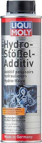 Liqui Moly 1009 Additif poussoirs hydraulique 300ml, 300 ML