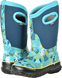 Bogs Kids - Classic Owl (Toddler/Little Kid/Big Kid)