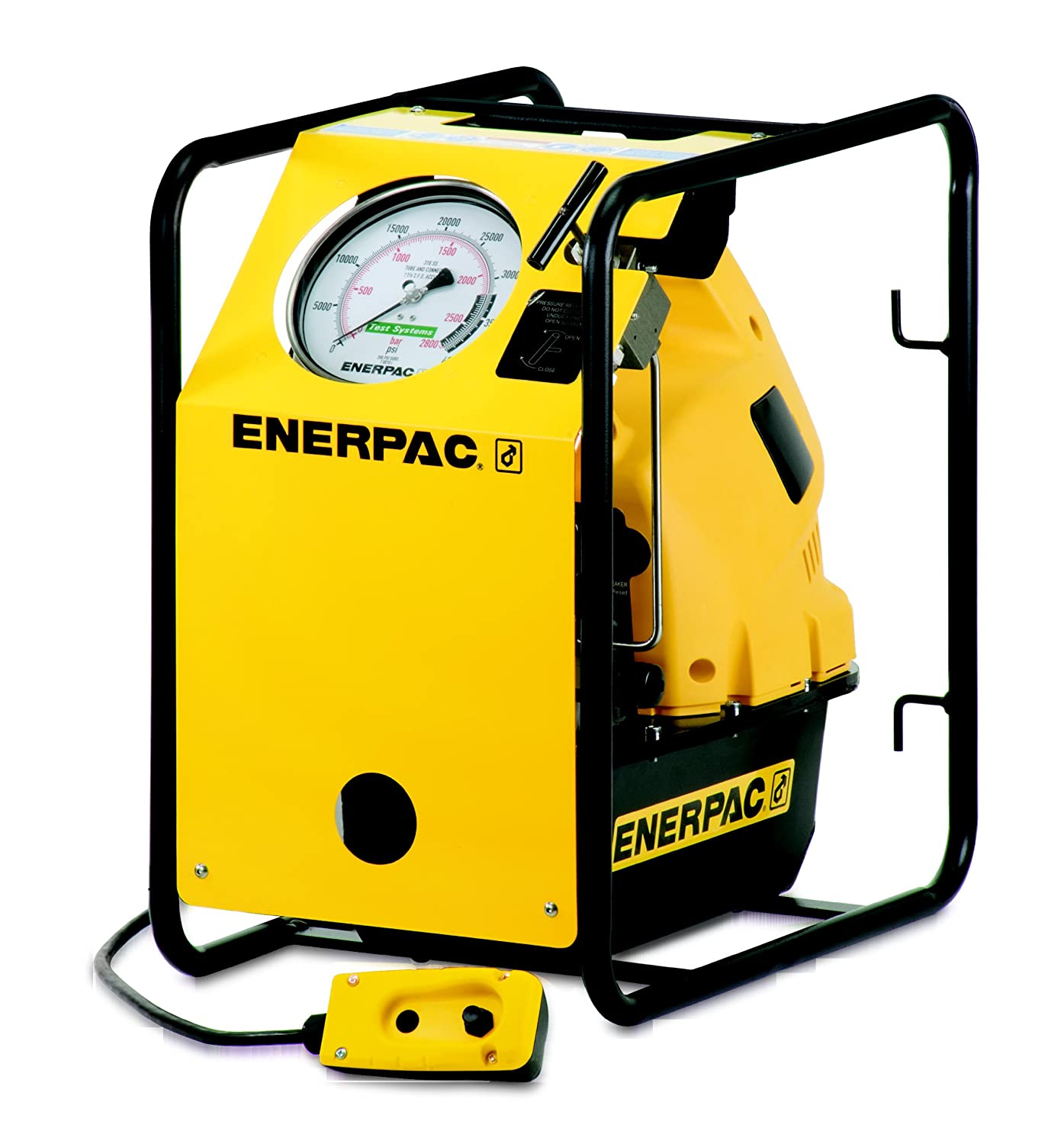 Enerpac Max 66% OFF ZUTP1500B Universal Electric Pump with Barometers 1500 a Branded goods