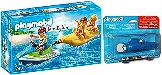 Outletdelocio. Playmobil 6980. Moto de Agua con Banana y
