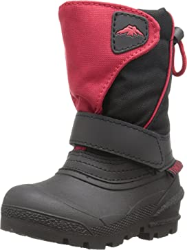 a3fd3fb8c0c52 Tundra Boots Kids Teddy 4 (Toddler Little Kid) at Zappos.com