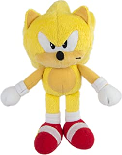 SONIC T22391 Classic 1992 Super Collector Plush, 1 - 8