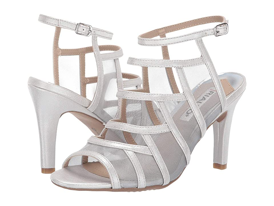 Rialto Robby (Silver/Tumbled Metallic) Women