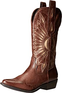 Coconuts by Matisse Women's Bandera Western Boot
