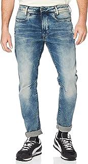 G-STAR RAW Men's D-STAQ 3D Skinny Jeans